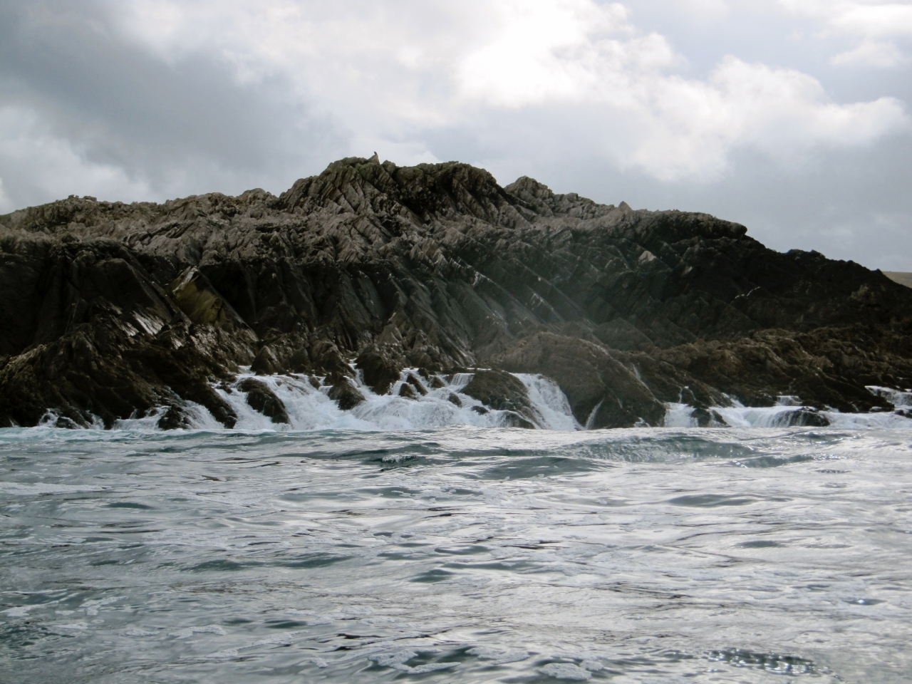 Off the coast of Aughalasheen