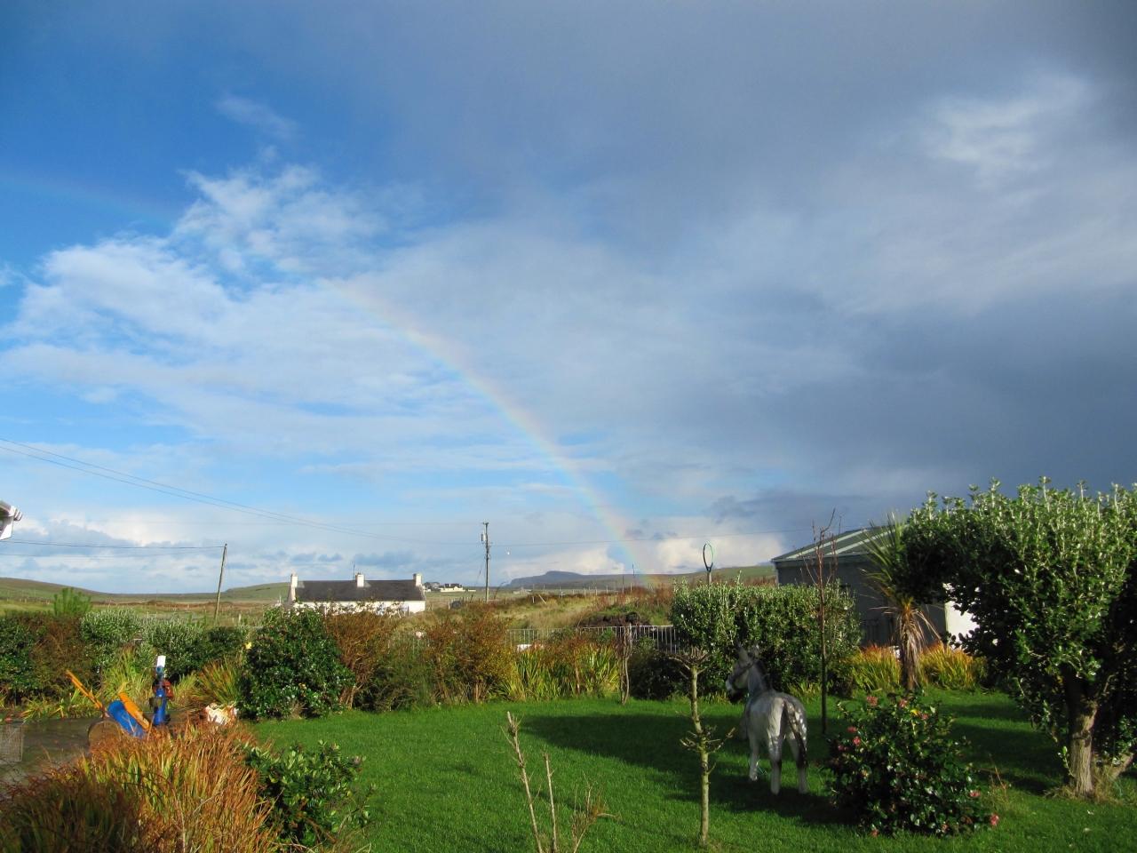Rainbow in Tipp.