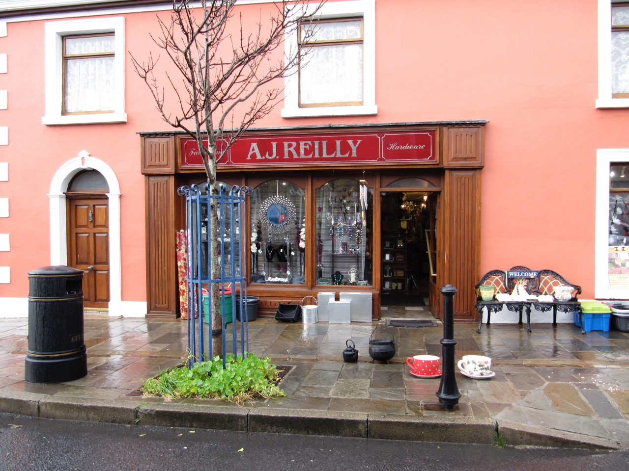 A.J. Reilly - Purveyor of Everything.