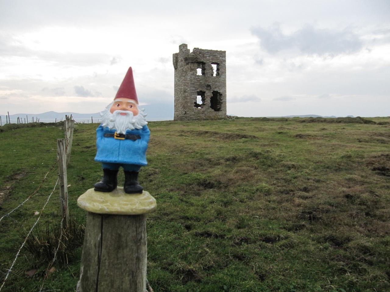 Gnome and Glosh Tower.