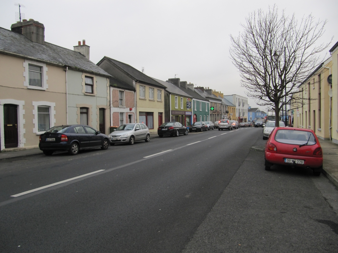 Barrack Street