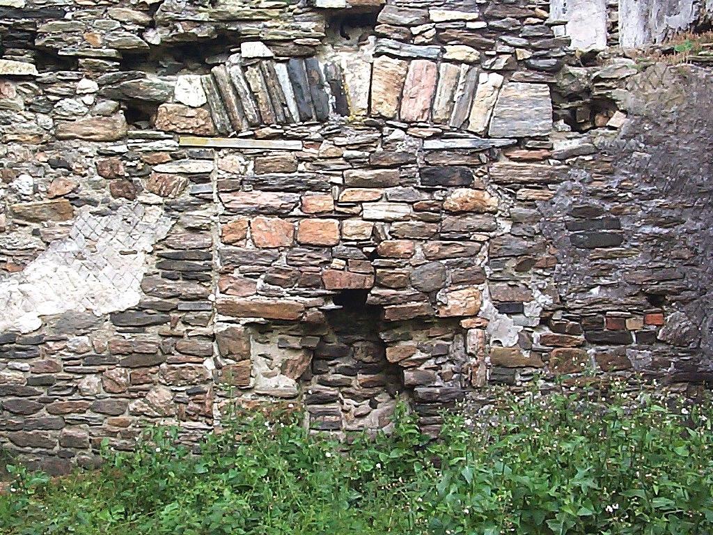 Glebe ruins