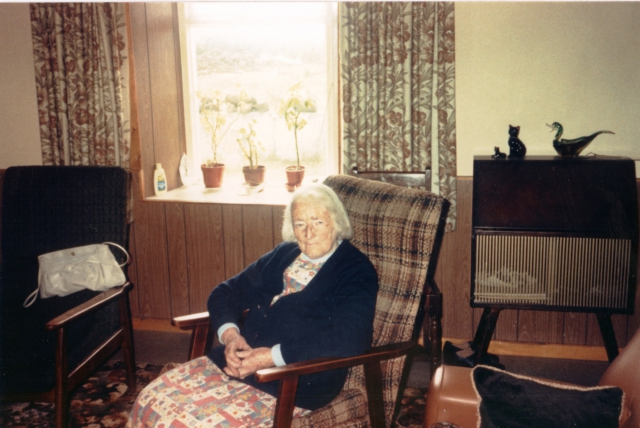 Grandma Mary Coyle