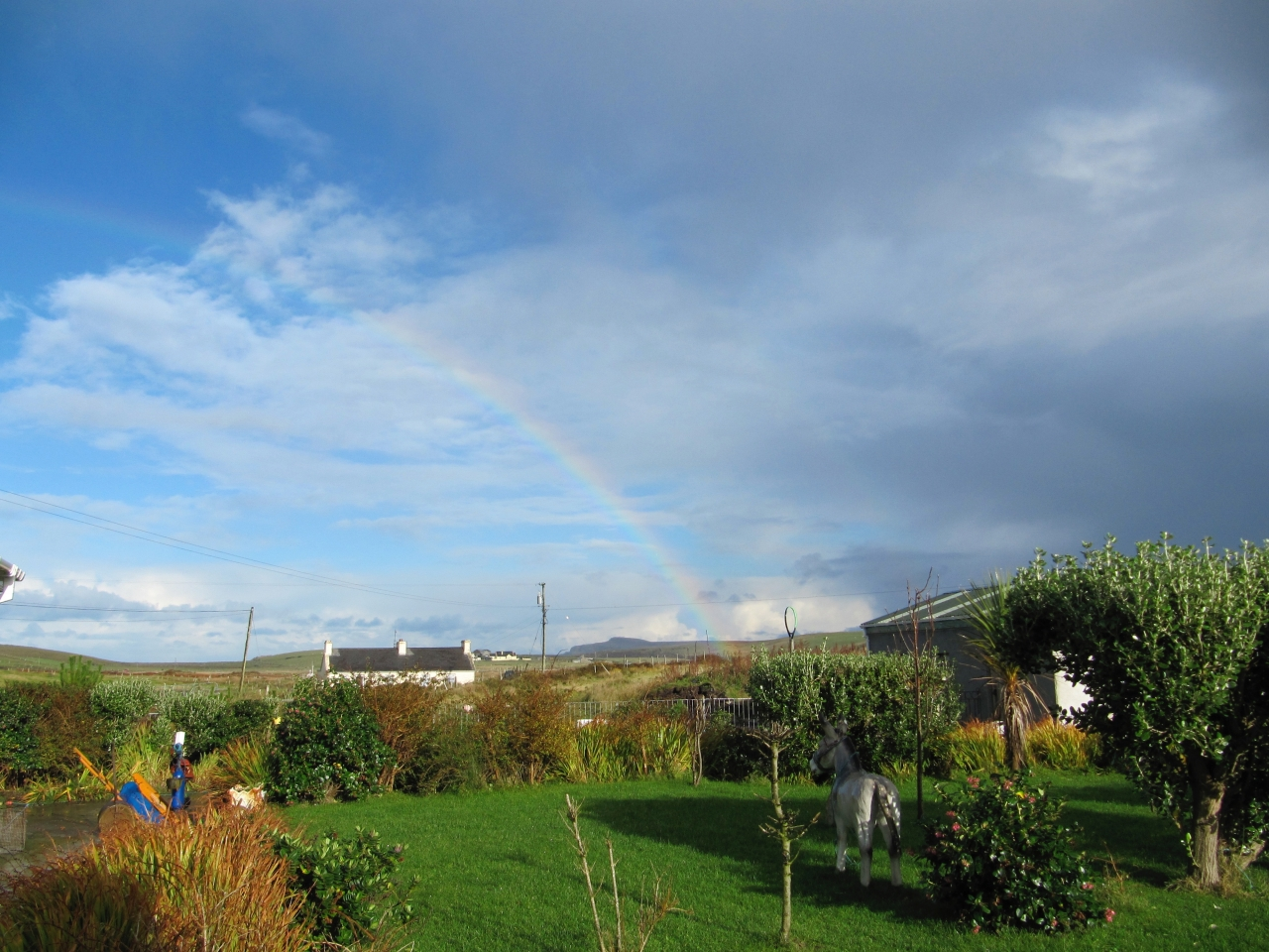 Rainbow in Tipp.