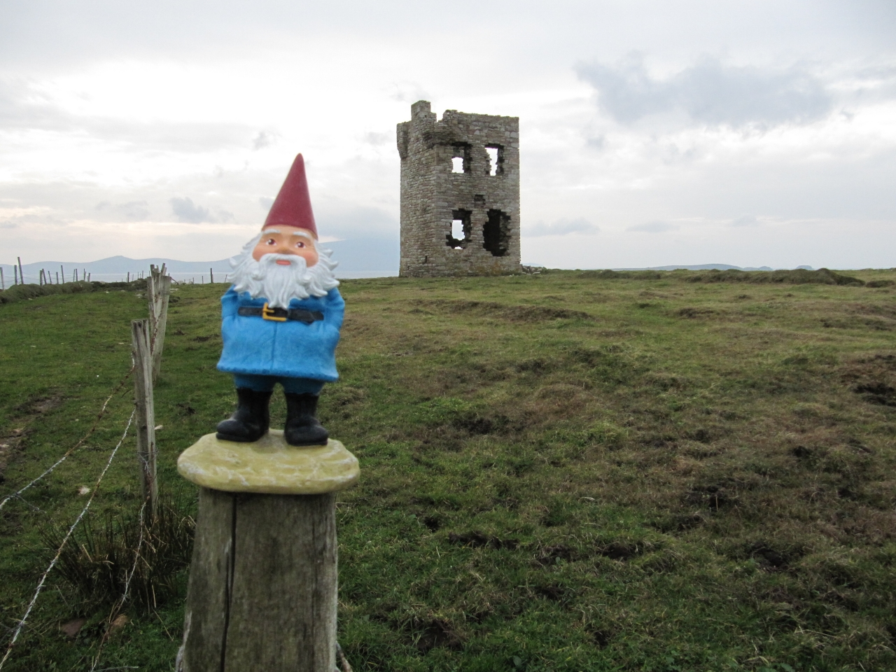 Gnome and Glosh Tower.